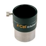 CELESTRON X-CEL BARLOW LENS, 1 1/4, 2X